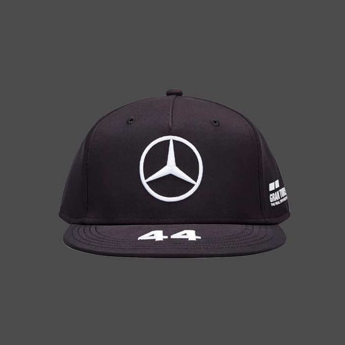 Casquette noire MERCEDES AMG PETRONAS Team 2021 Lewis Hamilton