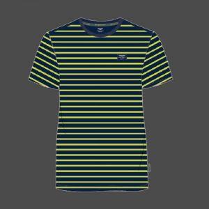 T-shirt homme ASTON MARTIN RACING Team bleu/lime