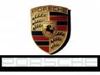 logo Porsche, voiture de prestige