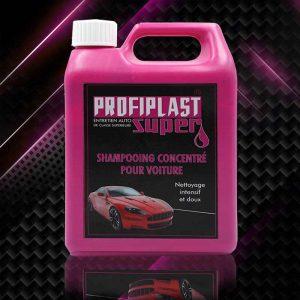 Shampoing pour voiture, hyper concentré. Convient aussi pour les tapis, la maison, etc.