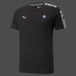 BMW Motorsport, T-shirt T7 noir pour homme