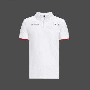 Porsche Motorsport team, coloris blanc, pour homme