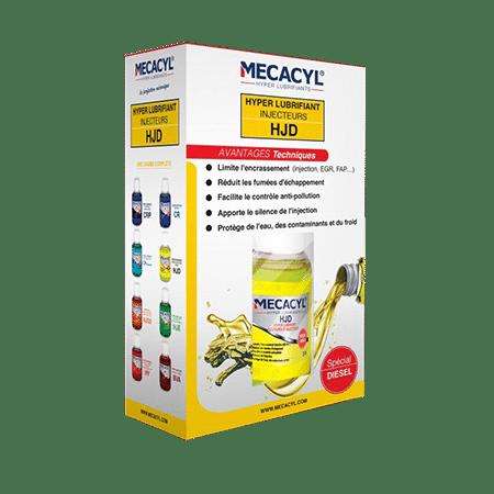 Mecacyl, spécial injecteurs pour moteurs diesel. Idéal contrôle technique.